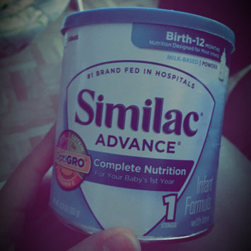 Photo of Similac Advance Formula uploaded by Michelle R.