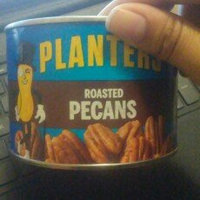 Planters Roasted Pecans Can uploaded by carolina c.