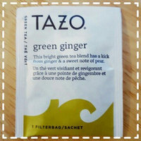 Tazo Green Ginger uploaded by Lexi M.