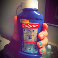 Colgate Peroxyl Mouth Sore Rinse uploaded by Karli W.