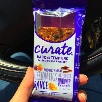 Photo of Curate™ Dark & Tempting Snack Bar uploaded by Tiffany D.