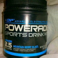 Powerade Mountain Berry Blast Sports Drink Mix uploaded by christine n.