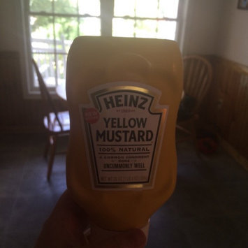 Photo of Heinz Yellow Mustard 20 oz. Squeeze Bottle uploaded by Chloe D.