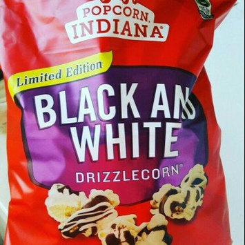 Popcorn Indiana Drizzled Gluten Free Black & White Kettlecorn uploaded by Chrissy  F.