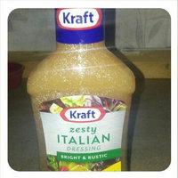 Kraft Zesty Italian Dressing Bright & Rustic uploaded by Trish S.