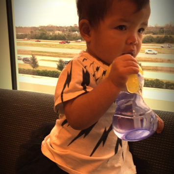 Photo of Nuby New Style Gripper Cup - Boy - 10 oz - 2 pk uploaded by Jennifer R.