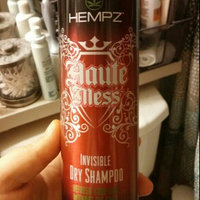 Online Only Couture Haute Mess Invisible Dry Shampoo uploaded by Angel D.