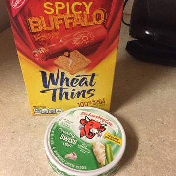 Wheat Thins Spicy Buffalo  uploaded by Anna M.