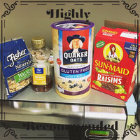 Quaker® Gluten Free Quick 1-minute Oats uploaded by Dominique W.