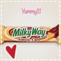 Milky Way Simply Caramel Bar uploaded by Amanda G.