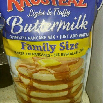 Photo of Krusteaz Buttermilk Complete Pancake Mix uploaded by ALESHA Z.