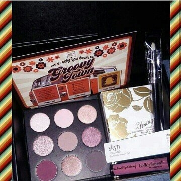 StudioMakeup On-The-Go Eyeshadow Palette Cool Down uploaded by Luna D.