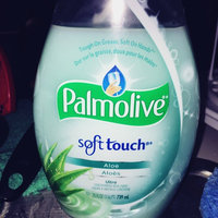 Palmolive Ultra Soft Touch with Aloe Dish Liquid uploaded by Rosalinda V.