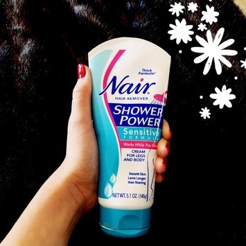 Nair Shower Power Sensitive Formula uploaded by Lina N.