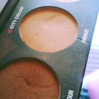 City Color Cosmetics Contour Effects Palette uploaded by jenny l.