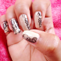 Coconut Nail Art by Incoco Nail Polish Strips, High Style, 12 count uploaded by yudeyni t.