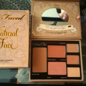 Photo of Too Faced Natural Face Natural Radiance Face Palette uploaded by Elizabeth D.