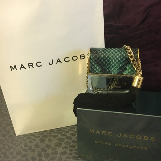 Marc Jacobs Decadence Eau de Parfum uploaded by Yordana S.