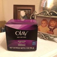 Olay Age Defying Anti-Wrinkle Night Cream uploaded by Gemma R.