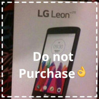T-Mobile Prepaid - LG Leon 4G LTE with 8GB Memory No-Contract Cell Phone - Titanium uploaded by Jasmine W.