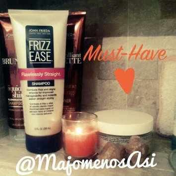 John Frieda Frizz Ease Flawlessly Straight Shampoo uploaded by Marian L.