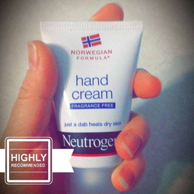 Neutrogena Norwegian Formula Hand Cream uploaded by J.D. B.