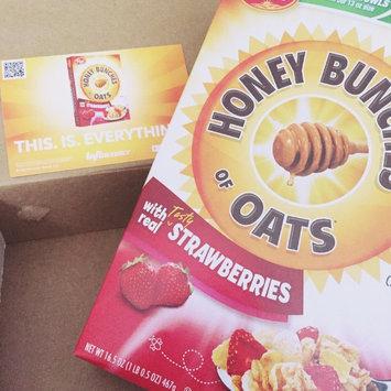 Photo of Post Foods, LLC HNY BNCH OAT STRWBRY 16.5OZ uploaded by Sarah S.