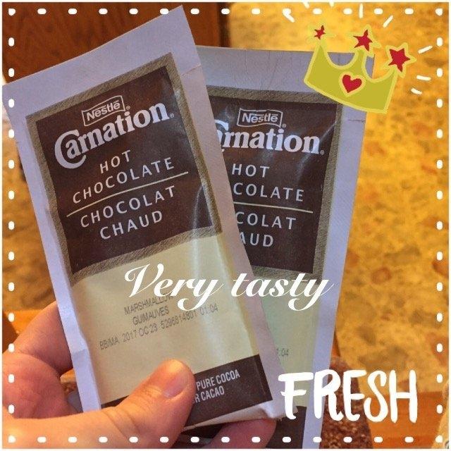 Nestlé CARNATION Hot Chocolate Marshmallow 10pk (10 x 28g / 1oz) uploaded by Mélissa L.
