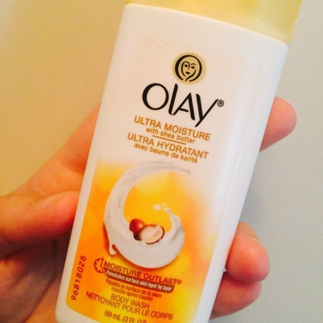 Olay Ultra Moisture Moisturizing Body Wash with Shea Butter 23.6 Oz uploaded by Jahara C.