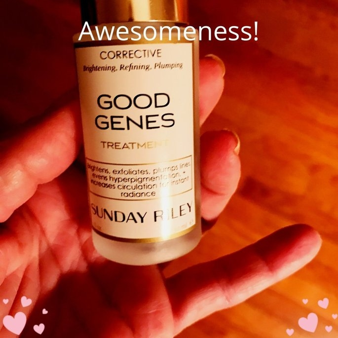 Sunday Riley Good Genes Treatment uploaded by Donna A.