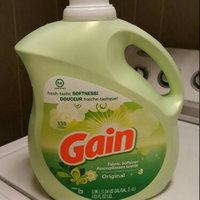 Gain Fabric Softener - Original Fresh 3.96 L(155 Loads) ( He Compatible) uploaded by Silvia V.