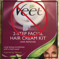 Veet 2-Step Facial Hair Cream Kit uploaded by mandy s.