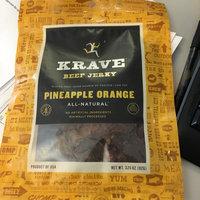 Krave Pineapple Orange Beef Jerky, 3.25 oz uploaded by Kristen S.