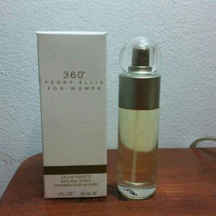 Photo of Perry Ellis 360 For Women Eau de Toilette uploaded by Nawel D.