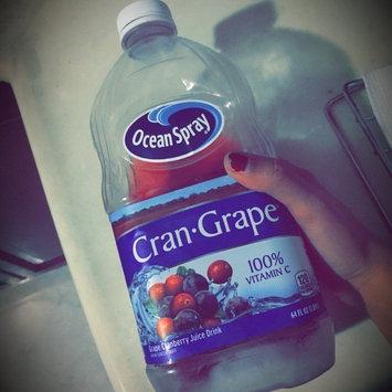 Photo of Ocean Spray Cran Grape Grape Cranberry Juice Drink uploaded by Roseddy P.