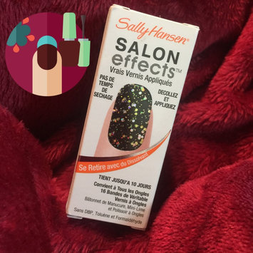 Photo of Sally Hansen® Salon Effects Real Nail Polish Strips uploaded by Joyce O.