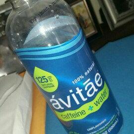 Photo of Avitae Caffeinated Water 90mg uploaded by Linda P.