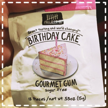 Photo of Project 7 Sugar Free Gum Birthday Cake - 12 CT uploaded by Candy B.