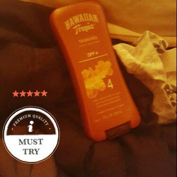 Photo of Hawaiian Tropic® Dark Tanning Lotion Sunscreen uploaded by Phylesha C.