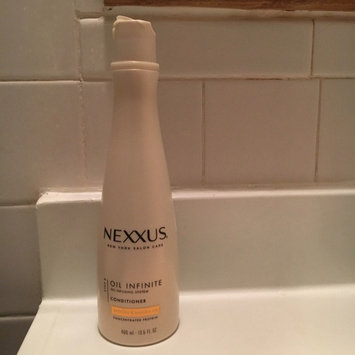 Photo of NEXXUS® OIL INFINITE CONDITIONER FOR DULL OR UNRULY HAIR uploaded by Amber L.