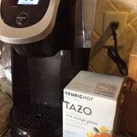 Tazo Unsweetened Iced Mango Green K‑cup® Pods uploaded by Kimberly H.