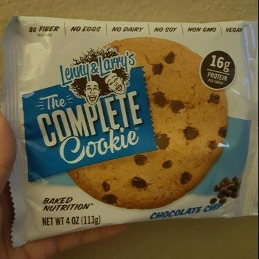 Lenny & Larry's The Complete Cookie, Chocolate Chip, 4 oz, 12 ct uploaded by Slady U.