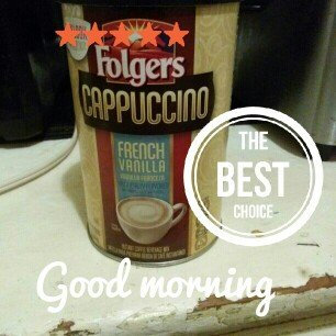 Photo of Folgers® Cappuccino French Vanilla Instant Coffee Beverage uploaded by Ruth D.
