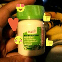 Walgreens Wal-Zyr 24 Hour Allergy Tablets, 30 ea uploaded by Brenda M.