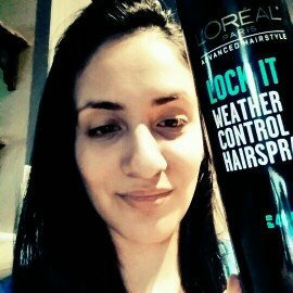 Photo of L'Oréal Paris Advanced Hairstyle LOCK IT Weather Control Hairspray uploaded by yolanda h.