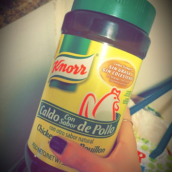 Photo of Knorr® Chicken Granulated Bouillon uploaded by Felecia F.