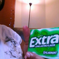 Extra Spearmint Sugar-Free Gum uploaded by Elaine J.