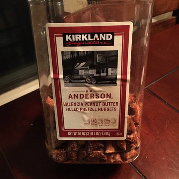 Kirkland Signature Peanut Butter Pretzel, 52 Ounce uploaded by Emily G.