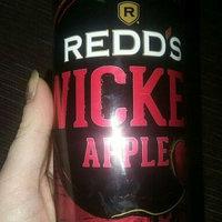 Redd's Wicked Apple Hard Ale uploaded by Melissa R.