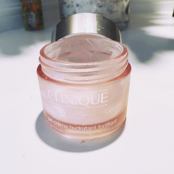 Photo of Clinique Moisture Surge Intense Skin Fortifying Hydrator uploaded by Jodie G.